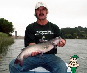 John Photo 7 pound Channel catfish